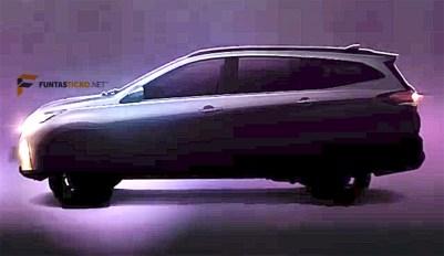 Video acah SUV Perodua (D38L) - 1