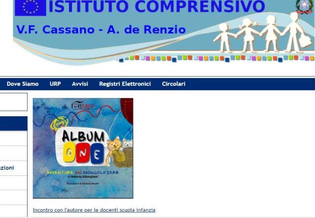 Incontro IC Cassano Bitonto