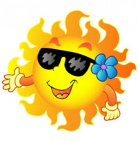Happy-sun-with-sunglasses-and-flower-cartoon-illustration-clipart