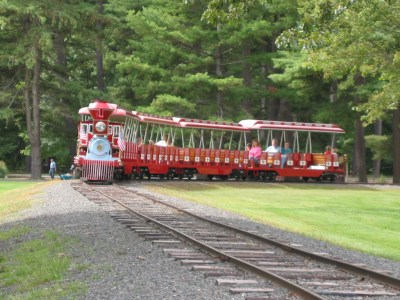 Look Park Steamer Train