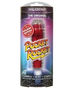red pocket rocket