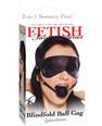 Fetish fantasy series blindfold ball gag