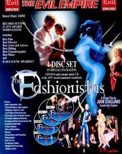 Fashionista cover