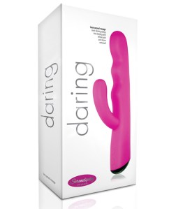 Blush Daring Personal Massager - Pink