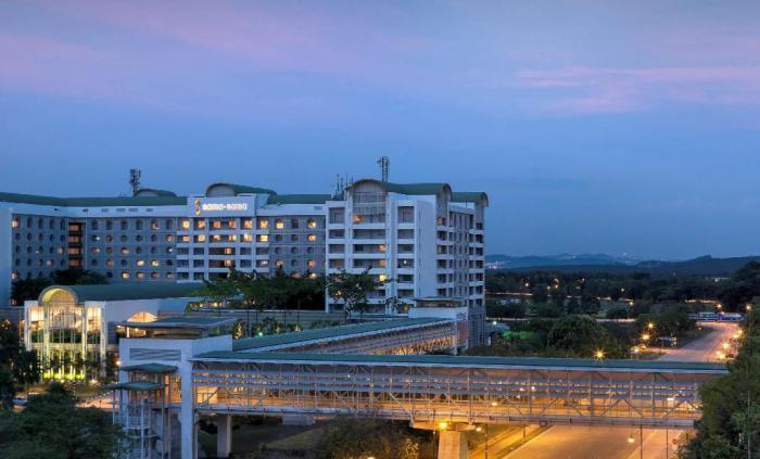 吉隆坡國際機場薩瑪薩瑪飯店