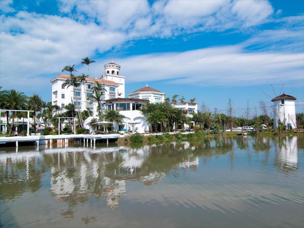 香格里拉冬山河渡假飯店