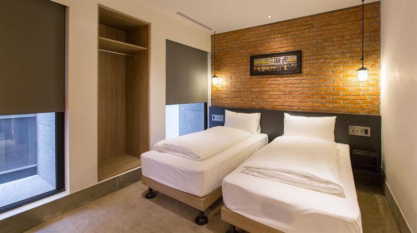 台北雀客旅館