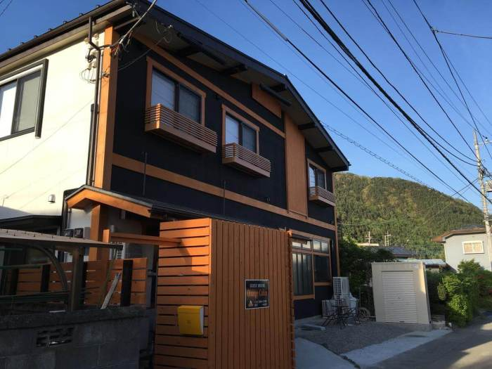 Orange Cabin民宿 (Guest House Orange Cabin)