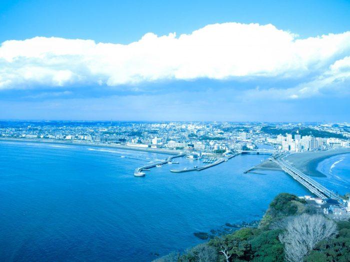 江之島瞭望臺燈塔