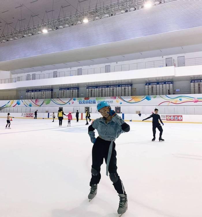 小巨蛋冰上樂園