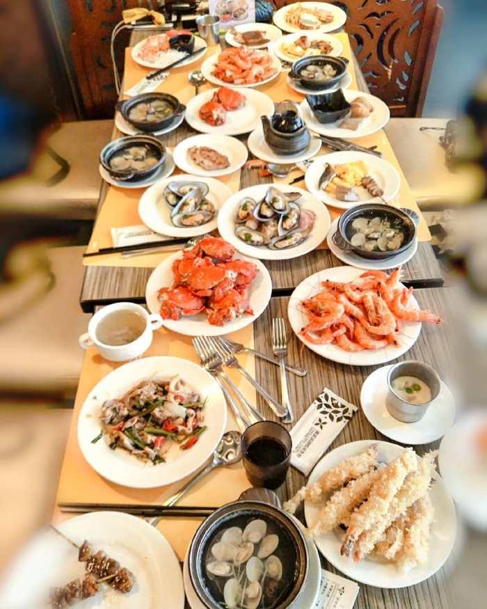 潮港城國際美食館-太陽百匯