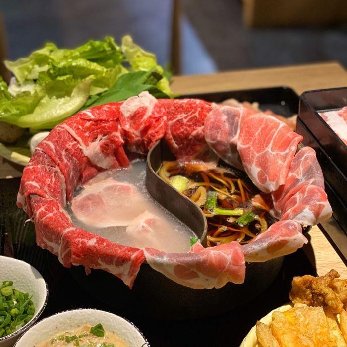牛比蔥壽喜燒吃到飽專門店