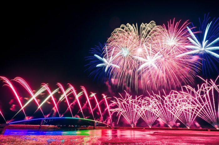 澎湖國際海上花火節
