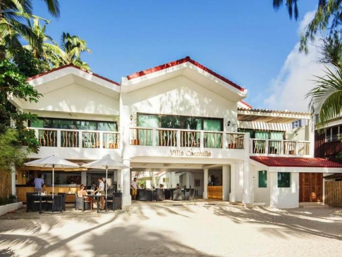 卡米拉別墅海灘精品旅館