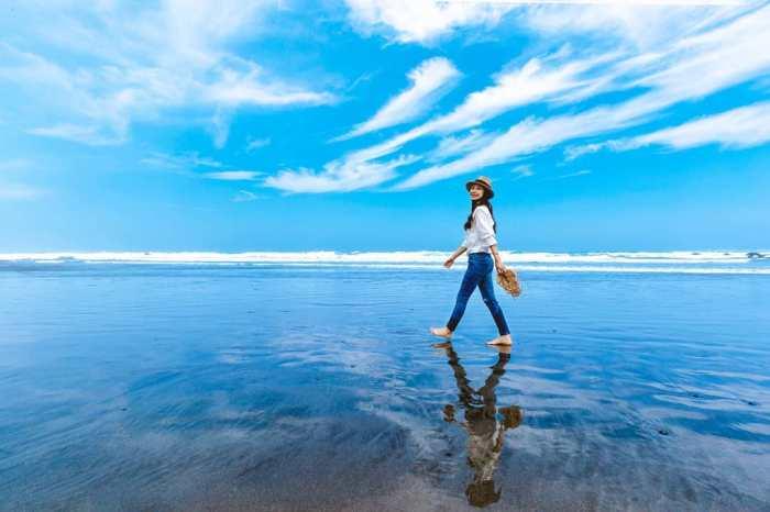 都歷海灘-天空之鏡