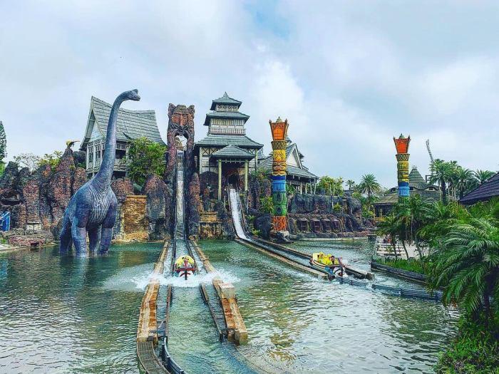六福村-主題樂園