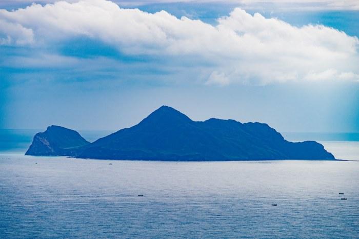 龜山島全景