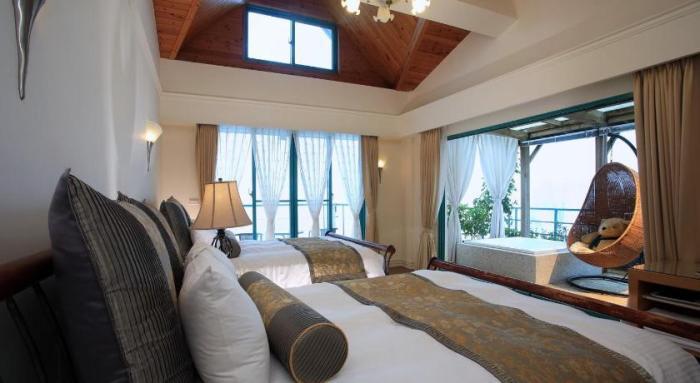 宜蘭太平山櫻悅景觀渡假別墅