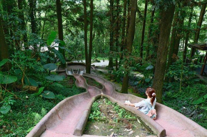 鳳凰谷鳥園生態園區