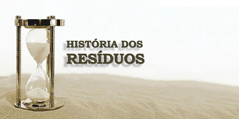 Curso História Dos Resíduos