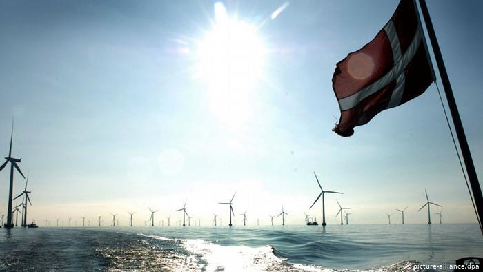 Quase Metade Da Energia Da Dinamarca Já é Eólica