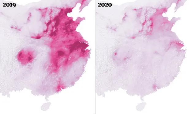 O Lado Bom Da Pandemia De Coronavírus – Queda Na Poluição Do Ar