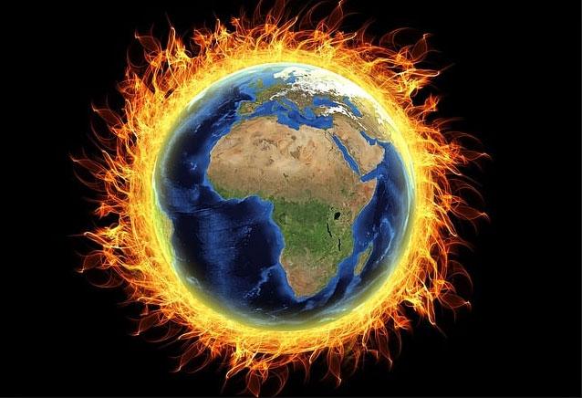 Aquecimento Global é Considerado O Evento Mais Forte Em 2 Mil Anos