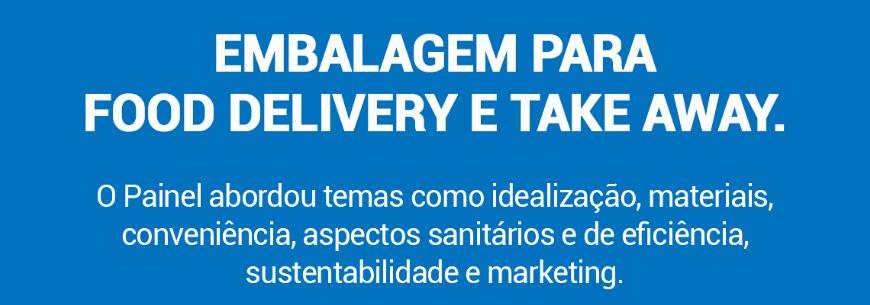 Embalagem Ecológica Para Alimentos Take Away E Delivery