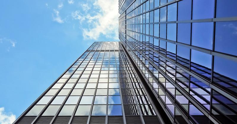Célula Solar Transparente Para Edifício