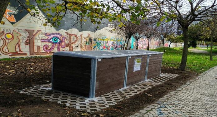 Lisboa Tem Composteiras Comunitárias Nas Ruas