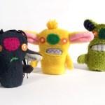 Monster Finger Puppets Giveaway Winner