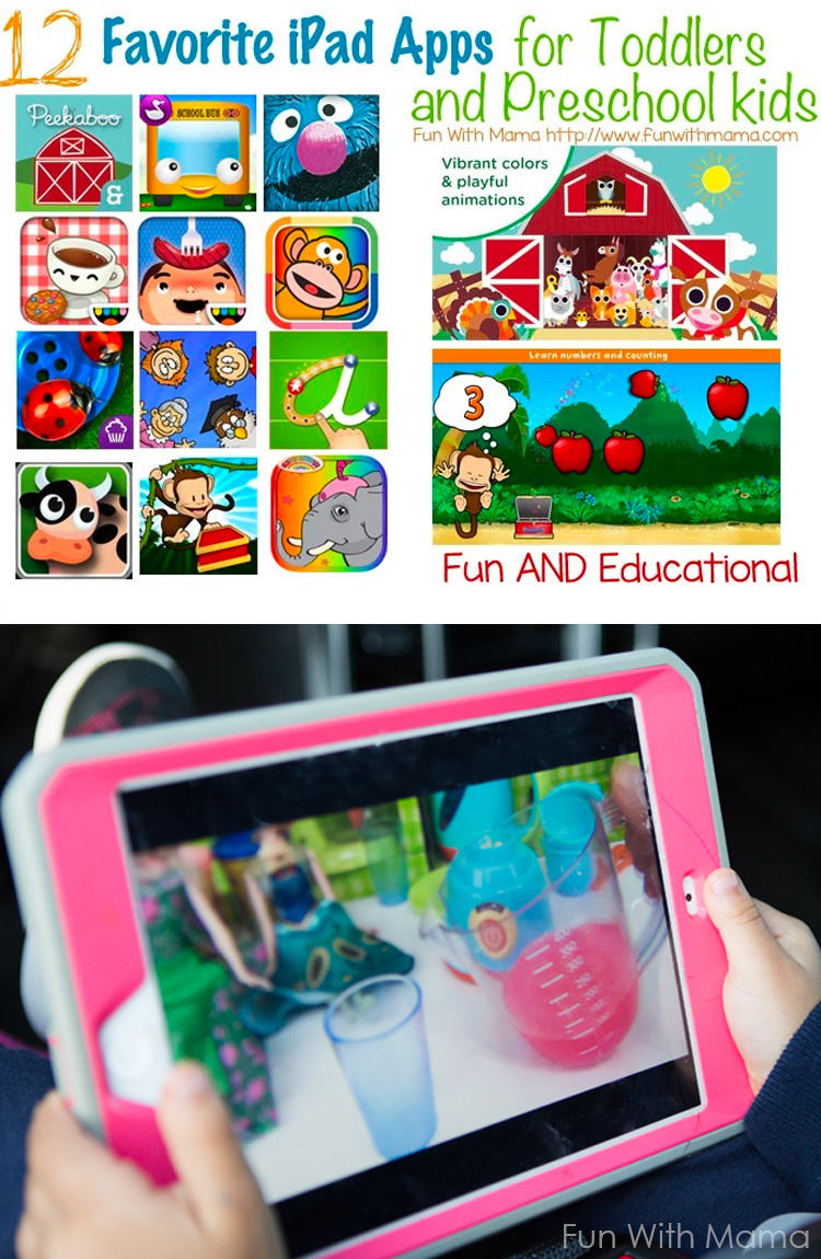 The Best Ipad Apps For Toddlers New Atlas >> Best Free Educational Apps For Toddlers Ipad