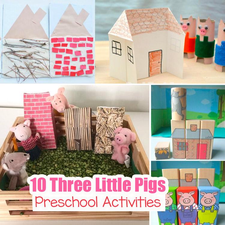 Kids Card Game Pig
