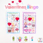 Printable Valentine's Bingo Game