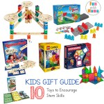 Kids Gift Guide 10 Toys to Encourage STEM Skills