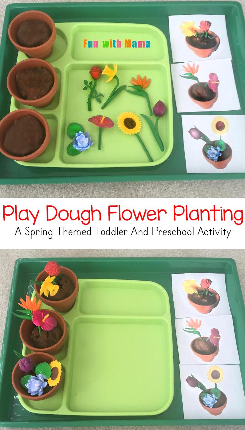 Springtime Craft Ideas For Preschoolers