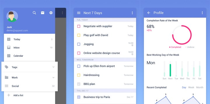 🎖▷ Manage all tasks to do with the TickTick app -