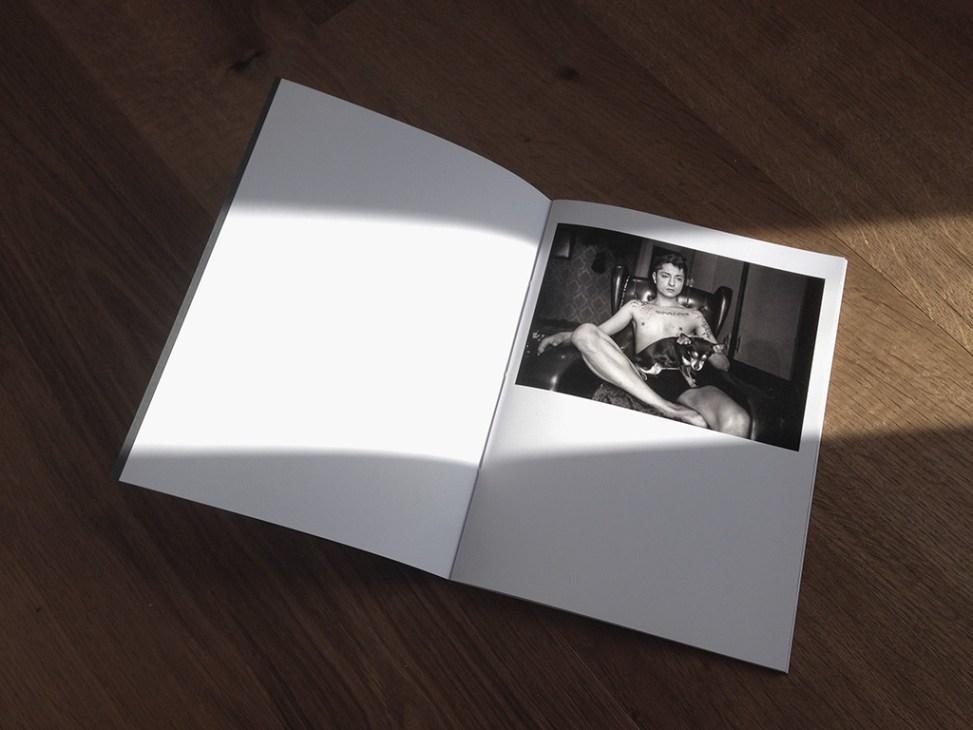 Gianluca Abblasio   I'm Dario   Fugazine #04