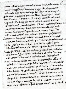 Scrittura Carolingia