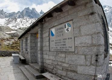 Capanna Sciora Mt.2118