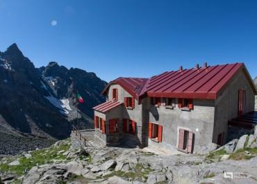 Rifugio Ponti Mt.2559