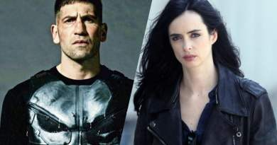 jessica jones the punisher