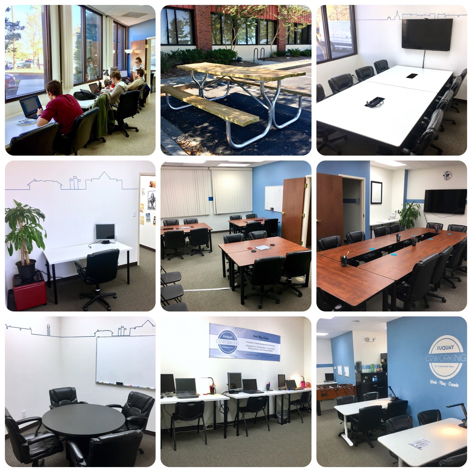 creative office solutions. Fuquay-Coworking-Creative-Office-Area-Highlights-2018 Creative Office Solutions