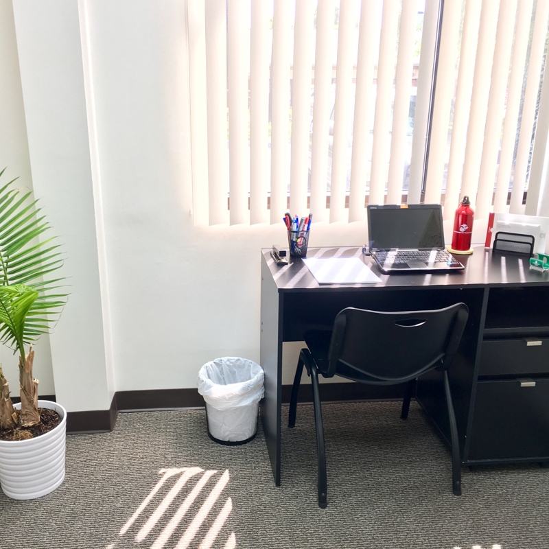 Fuquay Coworking Dedicated Office Suite