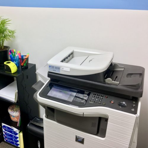 Fuquay-Coworking-Laser-Printers