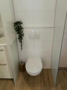 impressie foto toilet