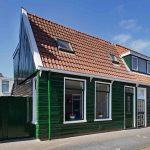Ontwerp/renovatie en funderingsherstel van een oud Zaans Huisje