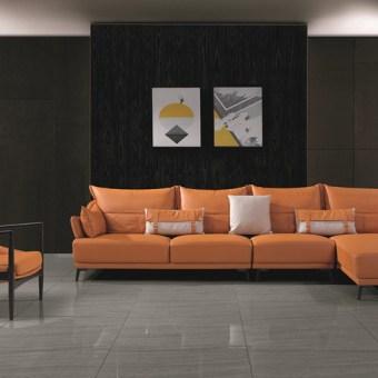 jxf3198 China Modern High end Design Luxury Living Room Furniture Leather Sofa