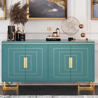 byf461China Modern High end Design Luxury Living Room Furniture Side Storage Cabinet