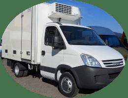 vendi furgone